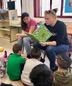 Cuentos clásicos para niñas y niños de hoy en CEIP Castilleja